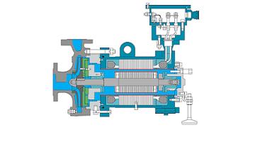 spaltrohrmotor prinzip